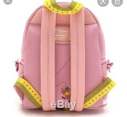 Official Loungefly Disney Cinderella Dress 70th Mini Backpack, New With Tags