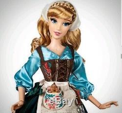 PREORDER Disney Store Limited Edition Cinderella Doll LE New NIB Collectible