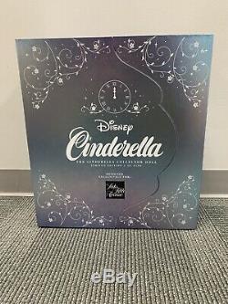 Saks Disney Cinderella Limited Edition Doll Limited One Of 2500