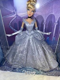 Saks Fifth Avenue Disney Cinderella 17 Limited Edition Heirloom Doll New