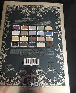 Sephora Disney Cinderella Eye Shadow Storylook Palette Swarovski Crystals Nib Le