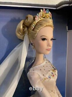 Wedding Cinderella Limited Edition Doll Disney Store Platinum Live Action